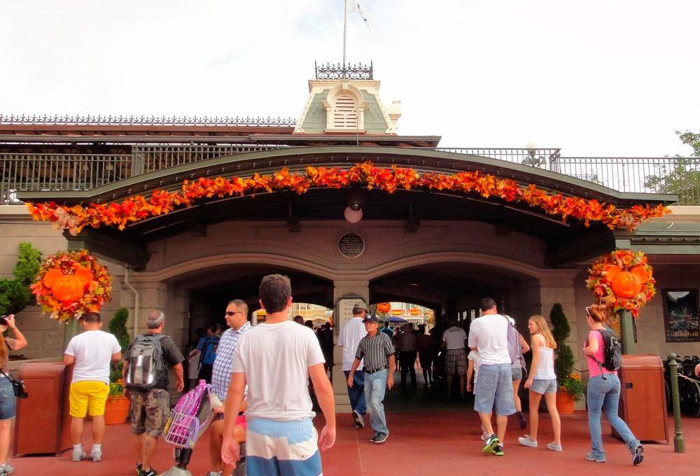 Qual a melhor época para visitar a Disney e Orlando Halloween Disney