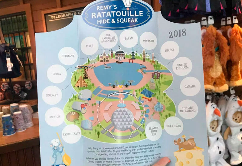disney food and wine epcot ratatouille