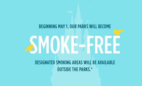 novas regras disney fumantes