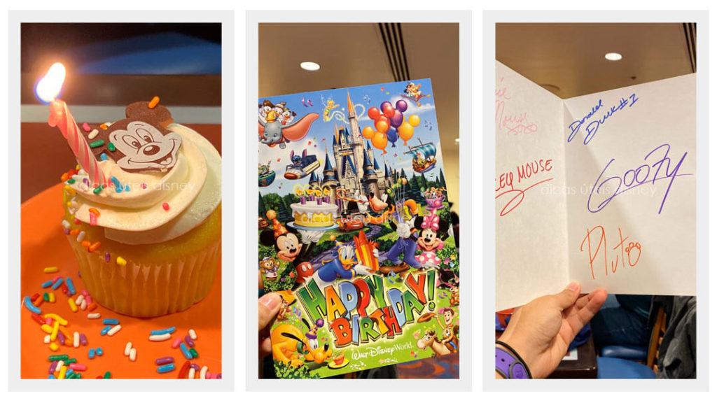 Chef Mickey's Refeição personagens Disney aniversário