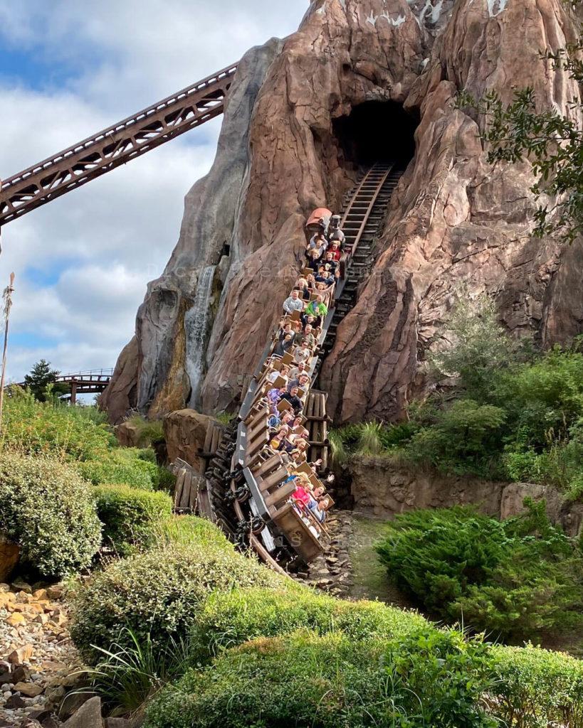 atrações entretenimentos restaurantes reabertura Disney Animal Kingdom Expedition Everest