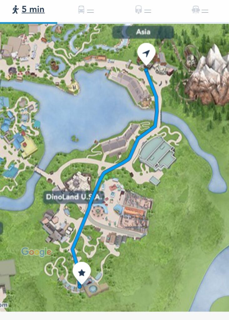 como-e-a-dinoland-usa-animal-kingdom-mapa-como-chegar-dicas-uteis-disney