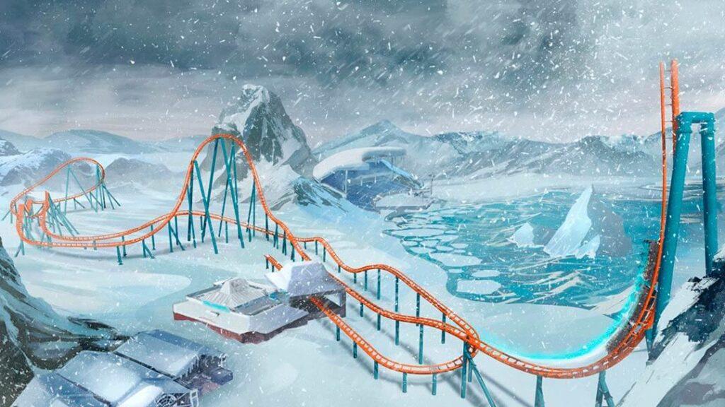 Como-e-area-ice-breaker-seaworld-orlando-montanha-russa-ice-breaker-dicas-uteis-disney