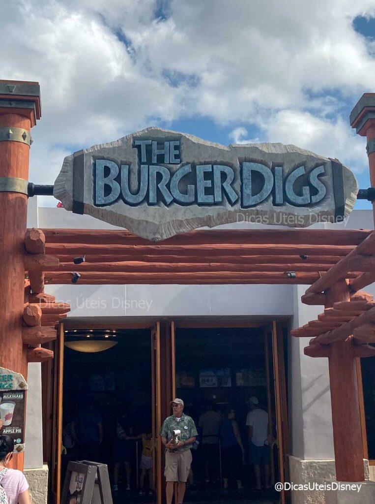 como-e-area-jurassic-park-islands-of-adventure-universal-studios-restaurante-the-burguer-digs-dicas-uteis-disney