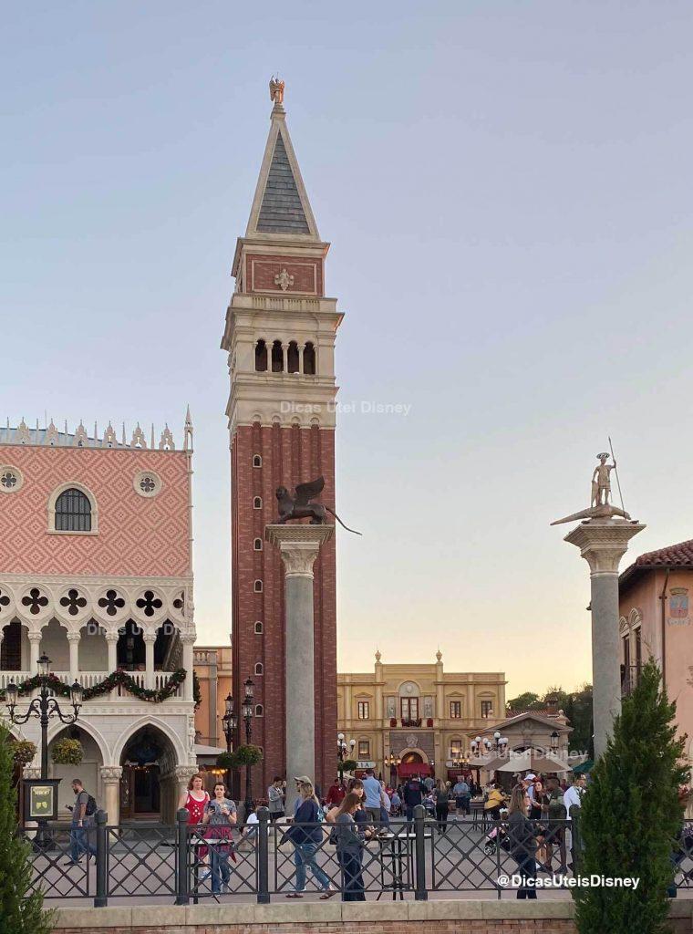 World Showcase Epcot Italia